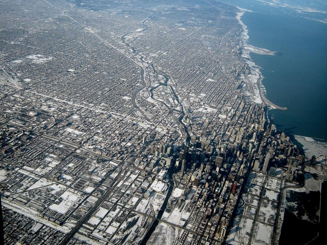 Chicago_Downtown_Aerial_View