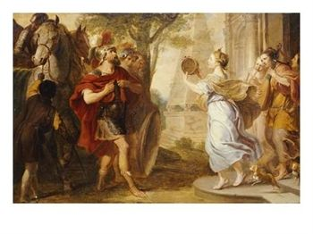 Jephthah daughter