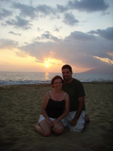After a rough winter, Traci and I didn't have many complaints about the weather in Hawaii!