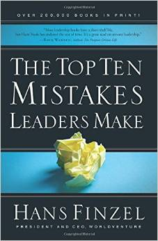Top Ten Mistakes (book)