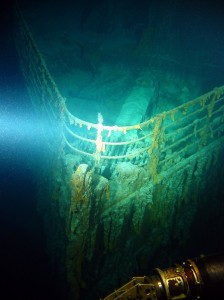 Titanic-Bow